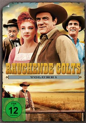 Rauchende Colts - Volume 1 (s/w, 7 DVDs)