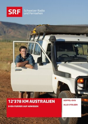12'378 km Australien - Sven Furrer auf Abwegen - SRF Dokumentation (2 DVDs)