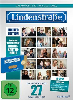 Lindenstrasse - Vol. 27 (Collector's Edition, Limited Edition, 10 DVDs)