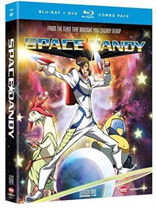 Space Dandy - Season 1 (2 Blu-rays + 2 DVDs)