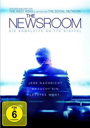 The Newsroom - Staffel 3 (2 DVDs)