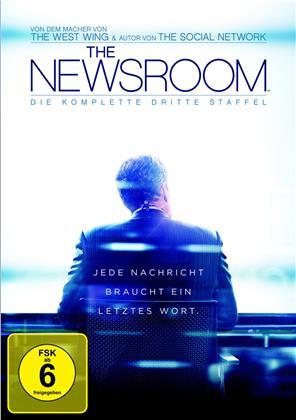 The Newsroom - Staffel 3 (2 DVDs)