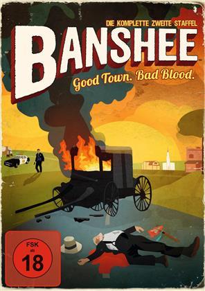 Banshee - Staffel 2 (4 DVDs)