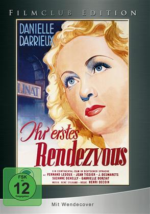Ihr erstes Rendezvous (1941) (Filmclub Edition, s/w, Limited Edition)