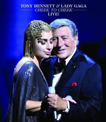 Tony Bennett & Lady Gaga - Cheek to Cheek - Live