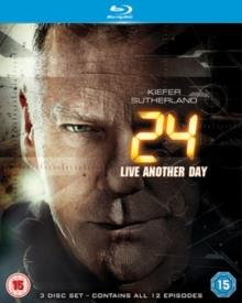 24 - Live Another Day - Season 1 (3 Blu-rays)