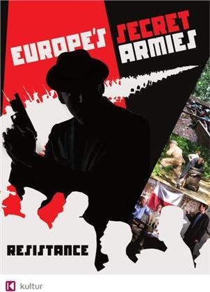 Europe's Secret Armies - Resistance (2 DVDs)