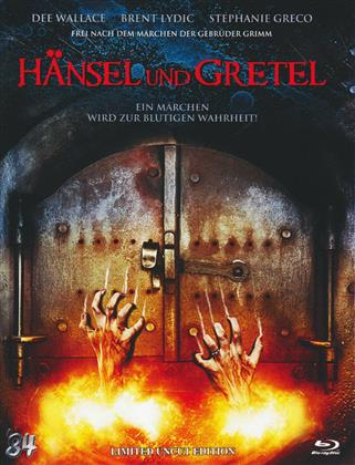 Hänsel & Gretel - (Real 3D) (2013) (Limited Uncut Edition)