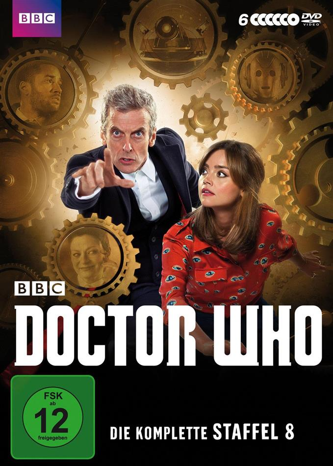 Doctor Who - Staffel 8 (BBC, 6 DVDs)