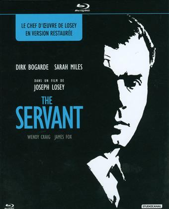The Servant (1963) (n/b, Digibook)