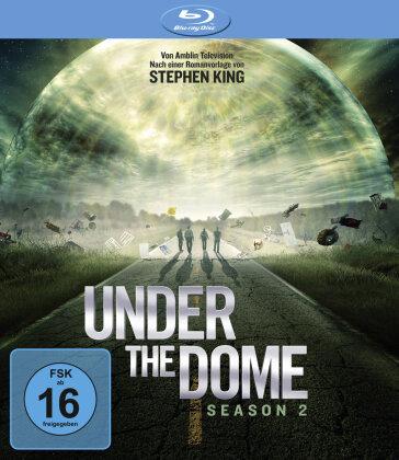 Under the Dome - Staffel 2 (4 Blu-rays)