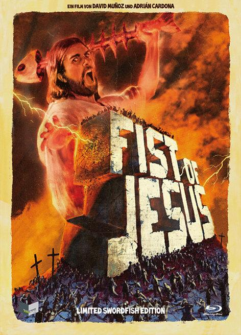 Fist of Jesus (2012) (Limited Edition, Blu-ray + DVD)