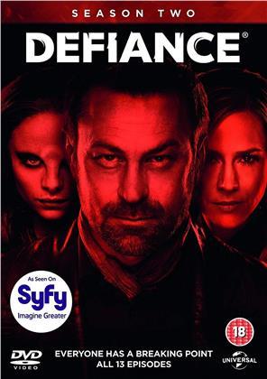 Defiance - Season 2 (4 DVDs)