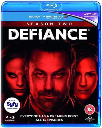 Defiance - Season 2 (3 Blu-ray)