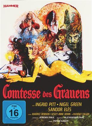Comtesse des Grauens (1971) (Limited Edition, Mediabook, Uncut)