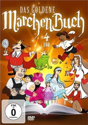 Das goldene Märchenbuch (4 DVDs)