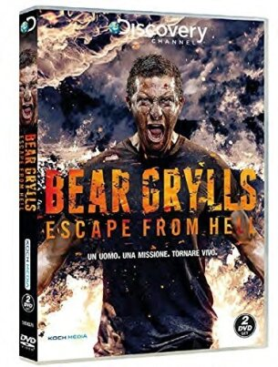 Bear Grylls - Escape from Hell (2 DVDs)
