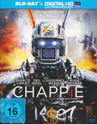 Chappie (2015) (4K Mastered)