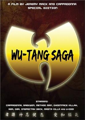 Wu-Tang Clan - Wu-Tang Saga (Inofficial)