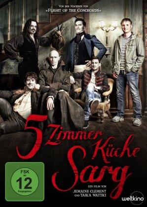 5 Zimmer Küche Sarg (2014)