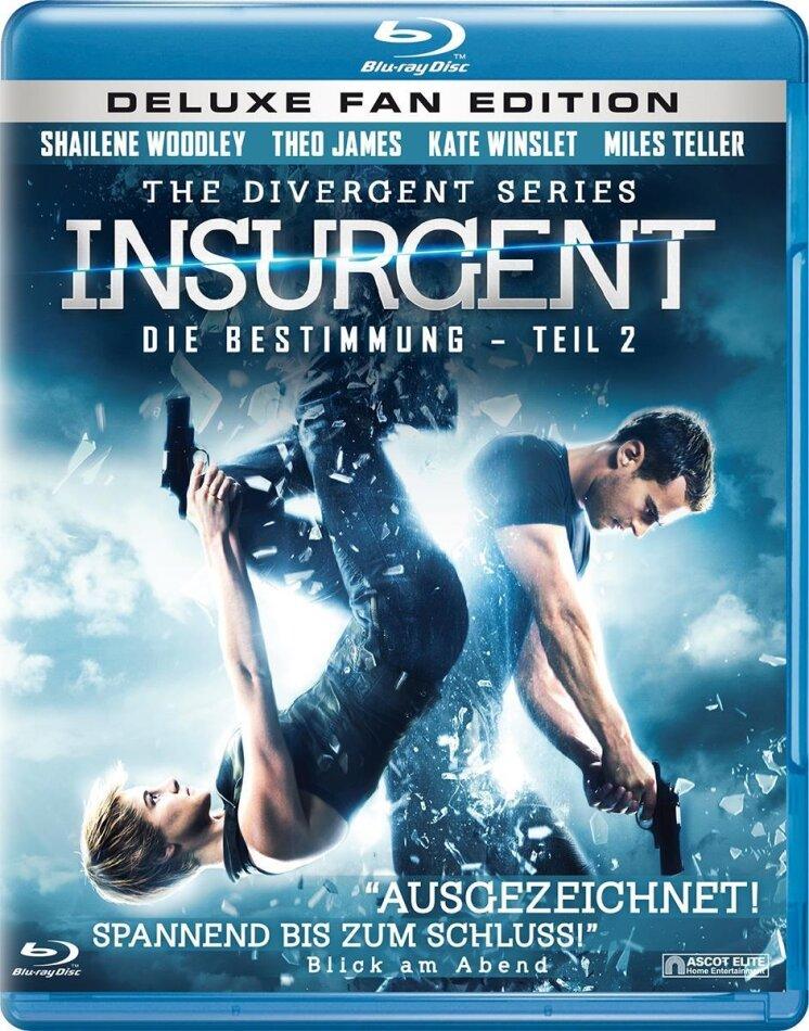 Insurgent - Die Bestimmung - Teil 2 (Deluxe Fan Edition) (2014)