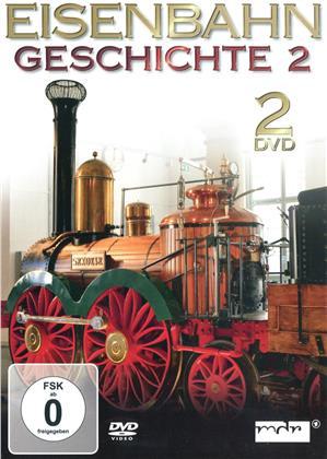 Eisenbahngeschichte 2 (2 DVDs)