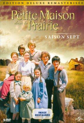 La petite maison dans la prairie - Saison 7 (Deluxe Edition, Remastered, 5 DVDs)