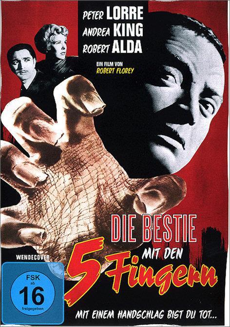 Die Bestie mit den fünf Fingern (1946) (s/w)