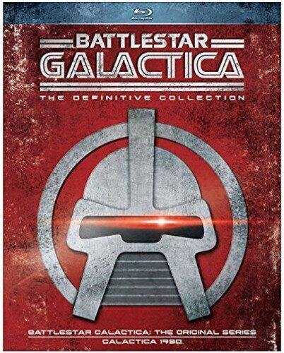 Battlestar Galactica - The Definitive Collection (1978) (18 Blu-rays)