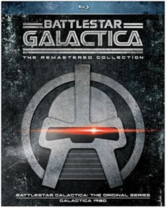 Battlestar Galactica - The Remastered Collection (1978) (8 Blu-rays)