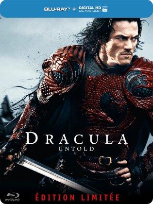 Dracula Untold (2014) (Limited Edition, Steelbook)