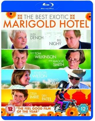 Best Exotic Marigold Hotel - Best Exotic Marigold Hotel (2012) (Blu-Ray) (2011)