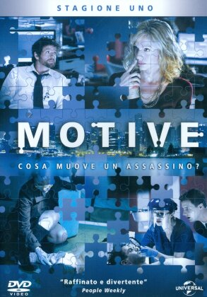 Motive - Stagione 1 (4 DVDs)