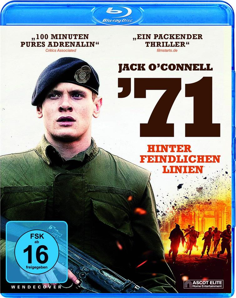 '71 - Hinter feindlichen Linien (2014)