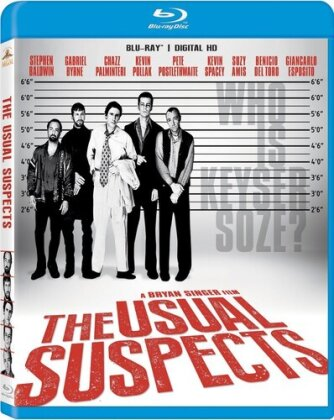 The Usual Suspects (1995) (20th Anniversary Edition)