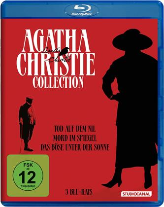 Agatha Christie Collection - Tod auf dem Nil / Mord im Spiegel / Das Böse unter der Sonne (3 Blu-rays)