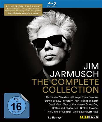 Jim Jarmusch - The Complete Collection (11 Blu-rays + DVD)