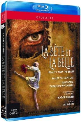 Ballet du Capitole, Kader Belarbi & Takafumi Watanabe - Belarbi - La Bête et la Belle (Opus Arte)