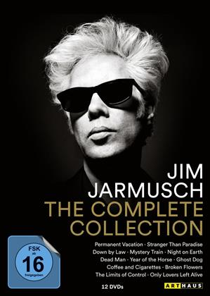 Jim Jarmusch - The Complete Collection (12 DVDs)