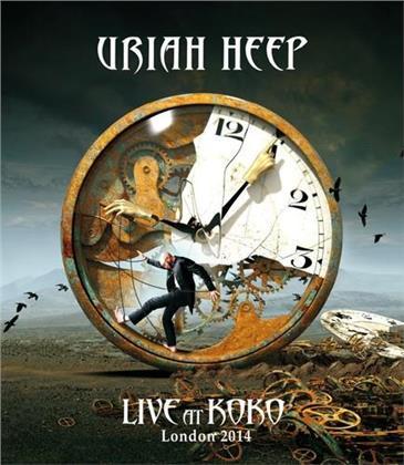 Uriah Heep - Live at Koko - London 2014