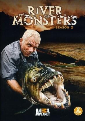 River Monsters - Season 2 (2 DVDs)