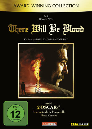 There will be Blood (2007) (Award Winning Collection)