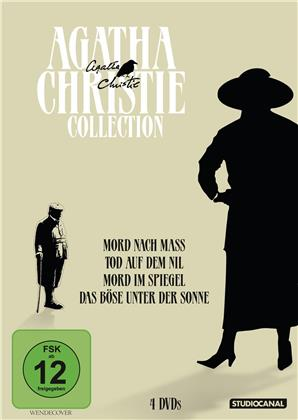 Agatha Christie Collection (4 DVDs)