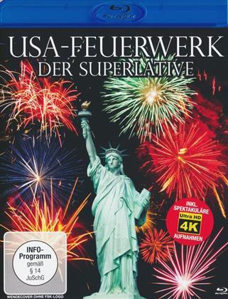 USA - Feuerwerk der Superlative