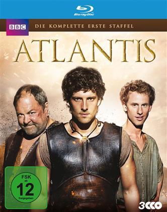 Atlantis - Staffel 1 (3 Blu-rays)