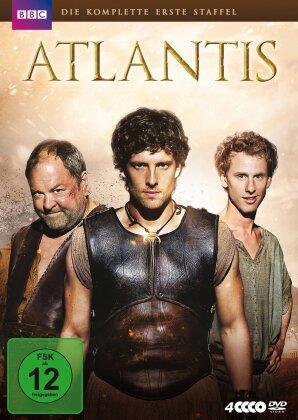 Atlantis - Staffel 1 (4 DVDs)