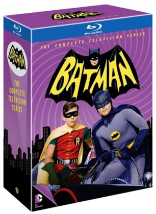 Batman - La Serie TV Completa (13 Dischi)