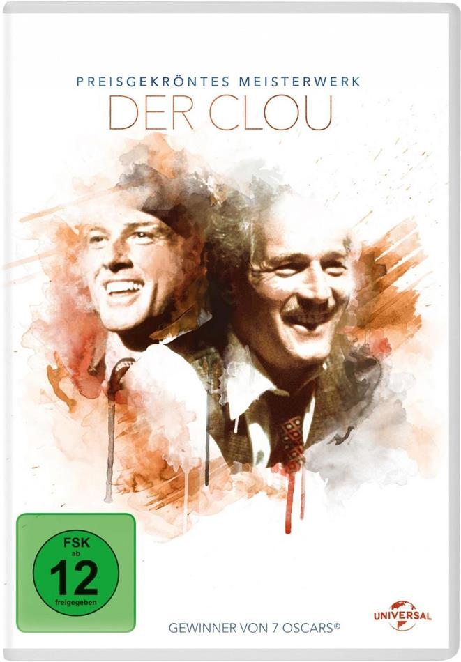 Der Clou (1973) (Preisgekröntes Meisterwerk)