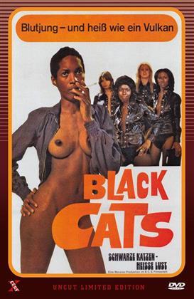 Black Cats - Cover A - Schwarze Katzen - Heisse Lust (1973) (Limited Edition, Uncut)
