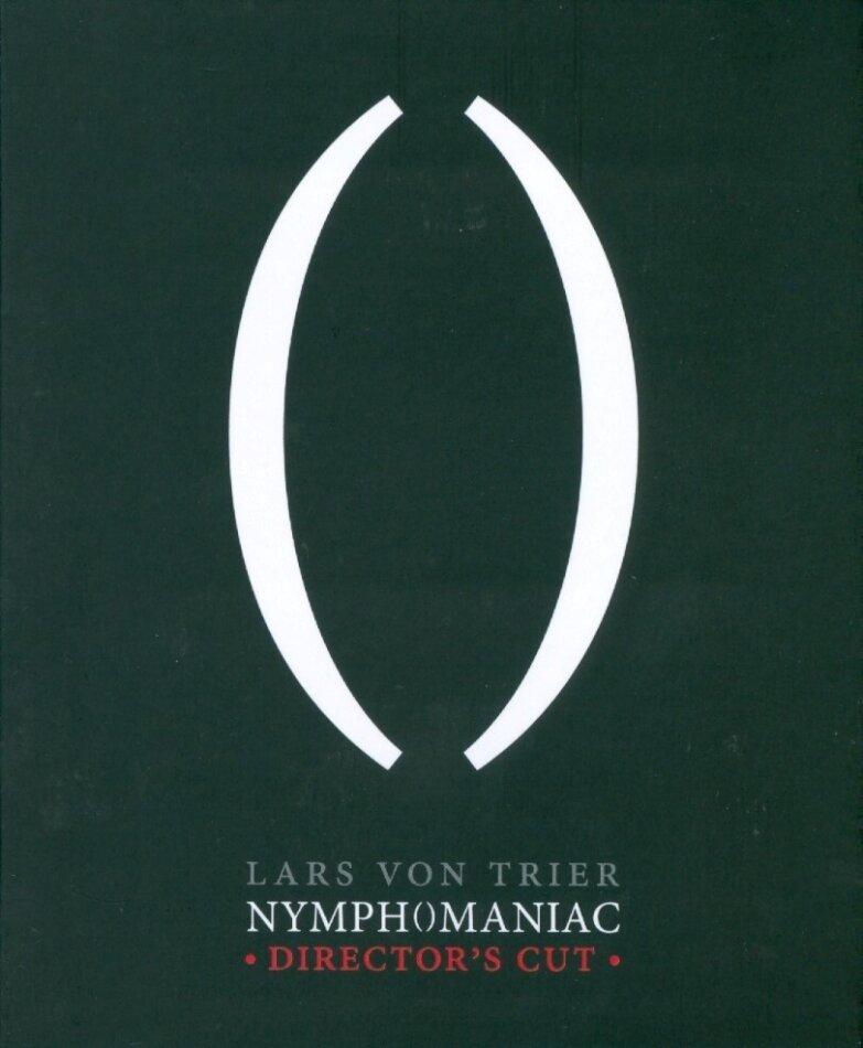 Nymphomaniac - Vol. 1 & 2 (Director's Cut, 2 Blu-rays)